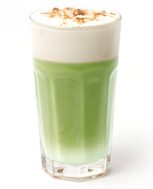 Matcha Green Tea Frappé