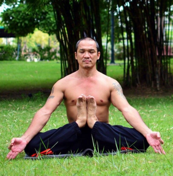 Yoga teacher in Bangkok